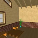 Masivna lesena hiša Aleksandra L 17