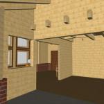 Masivna lesena hiša Aleksandra L 19