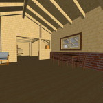 Masivna lesena hiša Aleksandra S 16