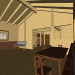 Masivna lesena hiša Aleksandra S 17