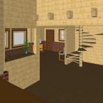 Masivna lesena hiša Aleksandra S 18