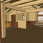 Masivna lesena hiša Aleksandra S 30