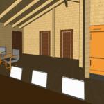 Masivna lesena hiša Andrea 19