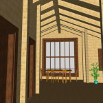 Masivna lesena hiša Romana 18