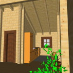 Masivna lesena hiša Romana 19