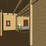 Masivna lesena hiša Sabina 17