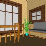 Masivna lesena hiša Silvia 16
