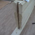 Masivne lesene hiÅ¡e – brunarice / konstrukcijske reÅ¡itve 30