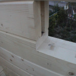 Masivne lesene hiÅ¡e – brunarice / konstrukcijske reÅ¡itve 29