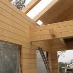 Masivne lesene hiÅ¡e – brunarice / konstrukcijske reÅ¡itve 28