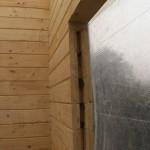 Masivne lesene hiÅ¡e – brunarice / konstrukcijske reÅ¡itve 27