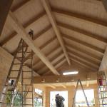 Masivne lesene hiÅ¡e – brunarice / konstrukcijske reÅ¡itve 24