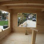 Masivne lesene hiÅ¡e – brunarice / konstrukcijske reÅ¡itve 23