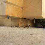 Masivne lesene hiÅ¡e – brunarice / konstrukcijske reÅ¡itve 22