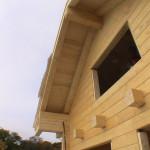 Masivne lesene hiÅ¡e – brunarice / konstrukcijske reÅ¡itve 20