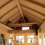 Masivne lesene hiÅ¡e – brunarice / konstrukcijske reÅ¡itve 16