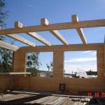 Masivne lesene hiÅ¡e – brunarice / konstrukcijske reÅ¡itve 15