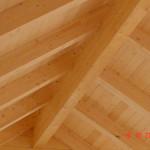 Masivne lesene hiÅ¡e – brunarice / konstrukcijske reÅ¡itve 14