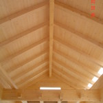 Masivne lesene hiÅ¡e – brunarice / konstrukcijske reÅ¡itve 13