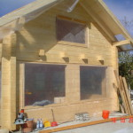 Masivne lesene hiÅ¡e – brunarice / konstrukcijske reÅ¡itve 12