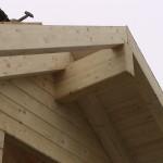Masivne lesene hiÅ¡e – brunarice / konstrukcijske reÅ¡itve 8