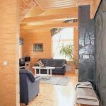 Masivne lesene hiÅ¡e – brunarice / notranjost 6