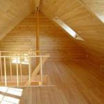 Masivne lesene hiÅ¡e – brunarice / notranjost 13