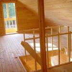 Masivne lesene hiÅ¡e – brunarice / notranjost 14