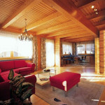 Masivne lesene hiÅ¡e – brunarice / notranjost 15