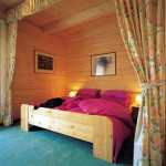 Masivne lesene hiÅ¡e – brunarice / notranjost 19