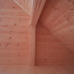 Masivne lesene hiÅ¡e – brunarice / notranjost 27