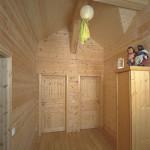 Masivne lesene hiÅ¡e – brunarice / notranjost 38